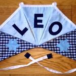 Leo Design Bunting