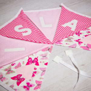 Candy Flag Bunting