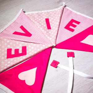 Heart Flag Bunting