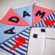 Seaside Flag Bunting