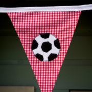 Football Flag Bunting