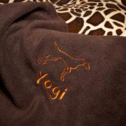 Personalised Vizsla Blanket