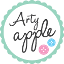 Arty apple